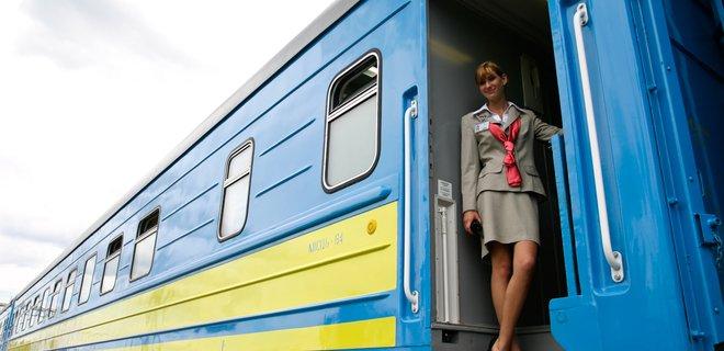 Укрзалізниця объявила конец эпохи красных дорожек в поездах - Фото