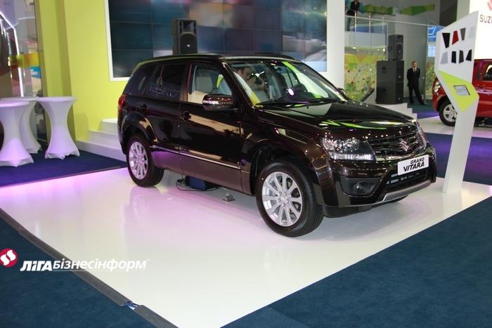 Автосалон в москве судзуки гранд витара цена новых авто в автосалонов москвы