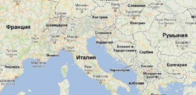 Google Obnovil Karty Evropejskih Stran Tehnologii Novosti
