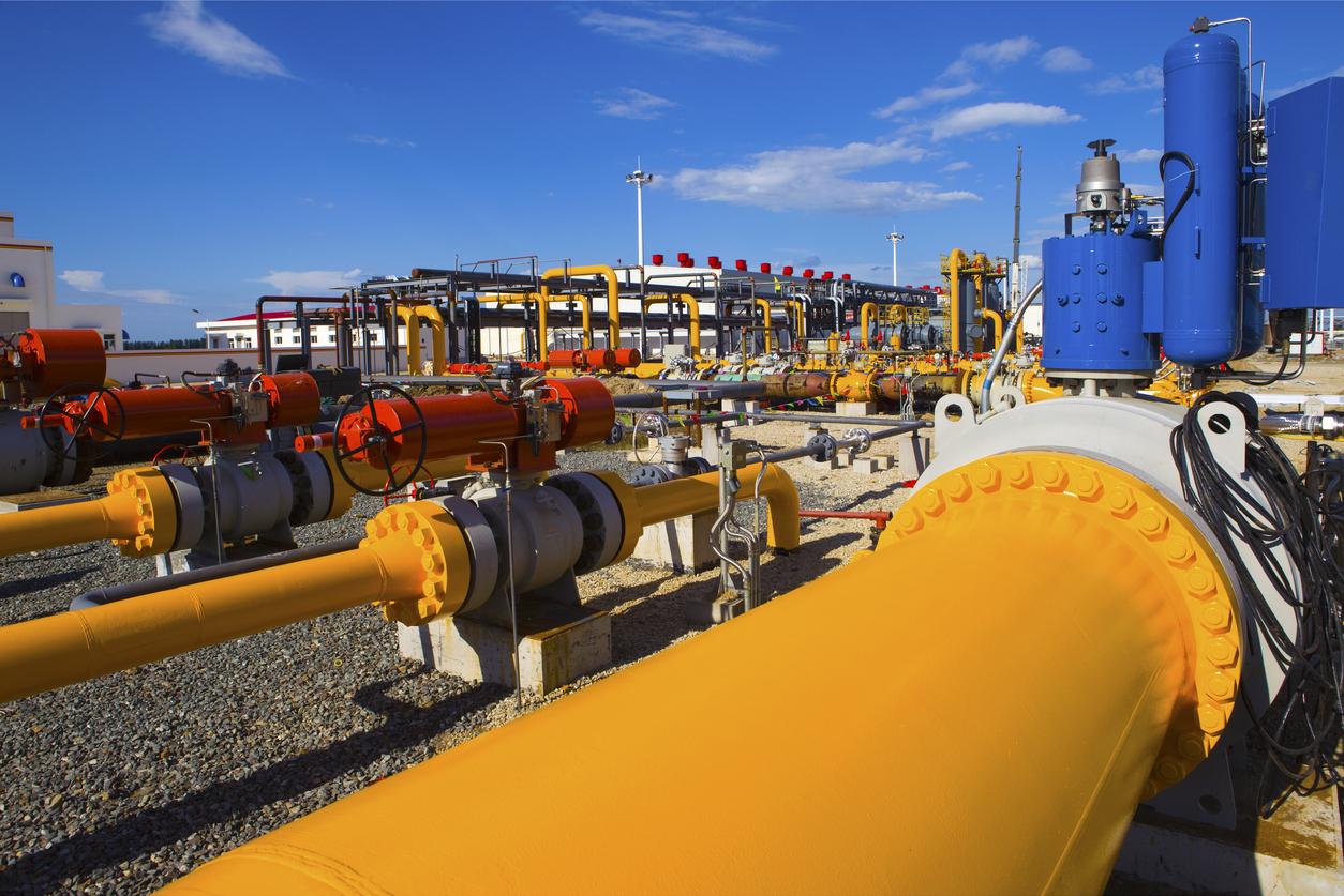 Укртрансгаз жалуется на кражу газа