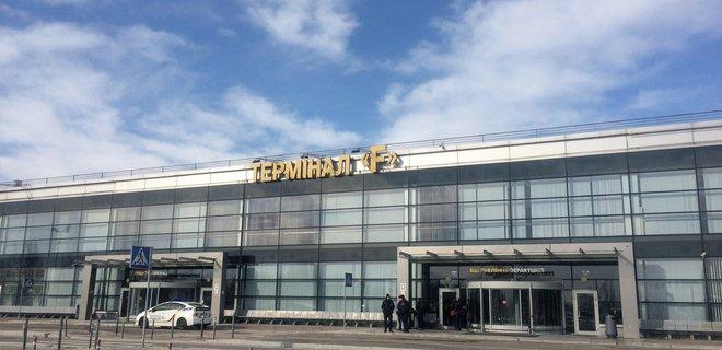 Обыски в аэропорту Борисполь идут второй день - Фото