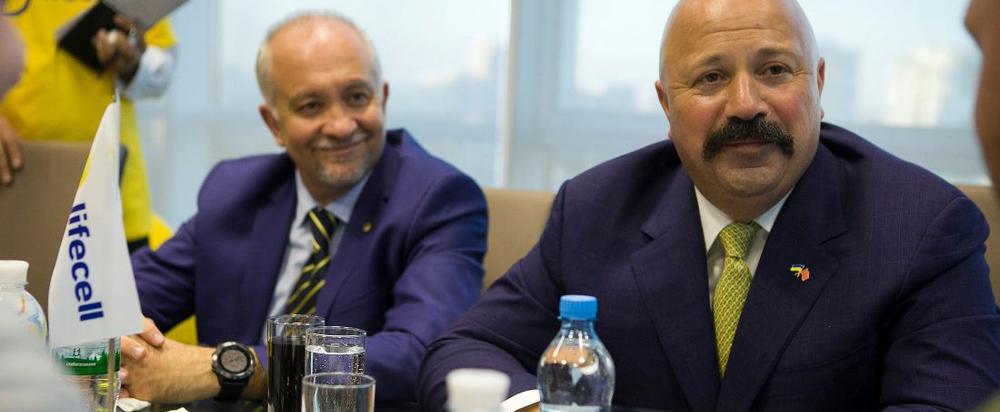 СЕО Turkcell: В Украину мы вложили $2 млрд - Фото