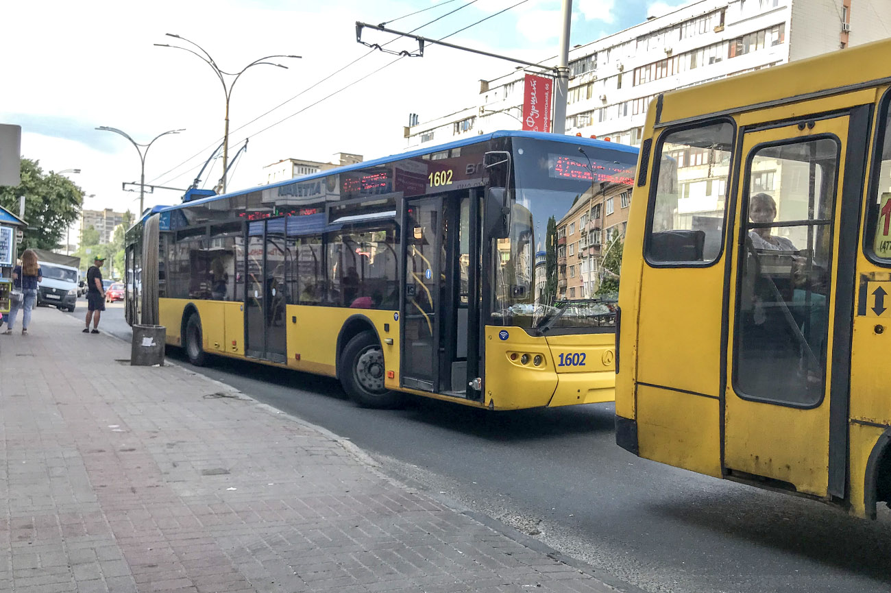 Генплан Киева: как изменится общественный транспорт