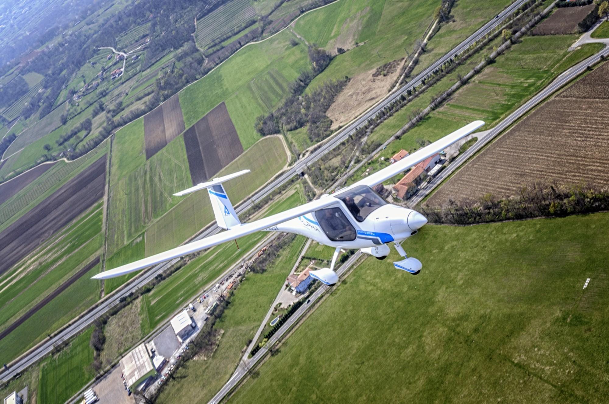 Норвегия планирует перейти на электрическую авиацию: фото