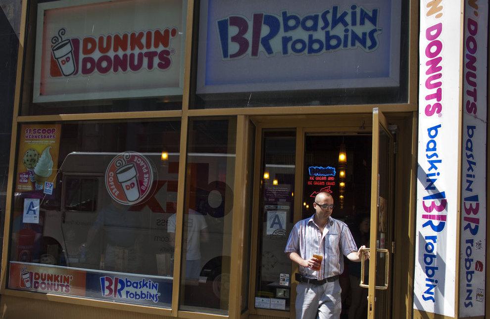 Бывший топ-менеджер McDonald's возглавил Dunkin' Brands