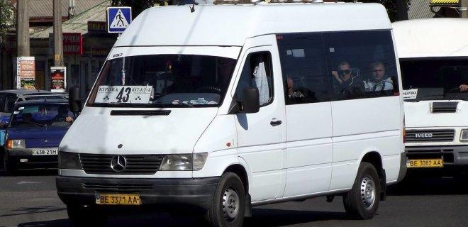 В Украине заработал электронный кабинет перевозчика - Фото