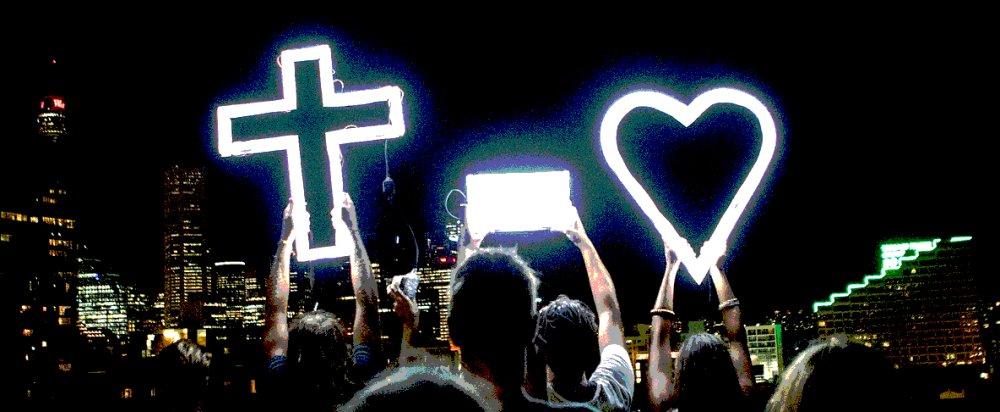 Вера в технологии. Зачем украинцы сделали Tinder для христиан - Фото