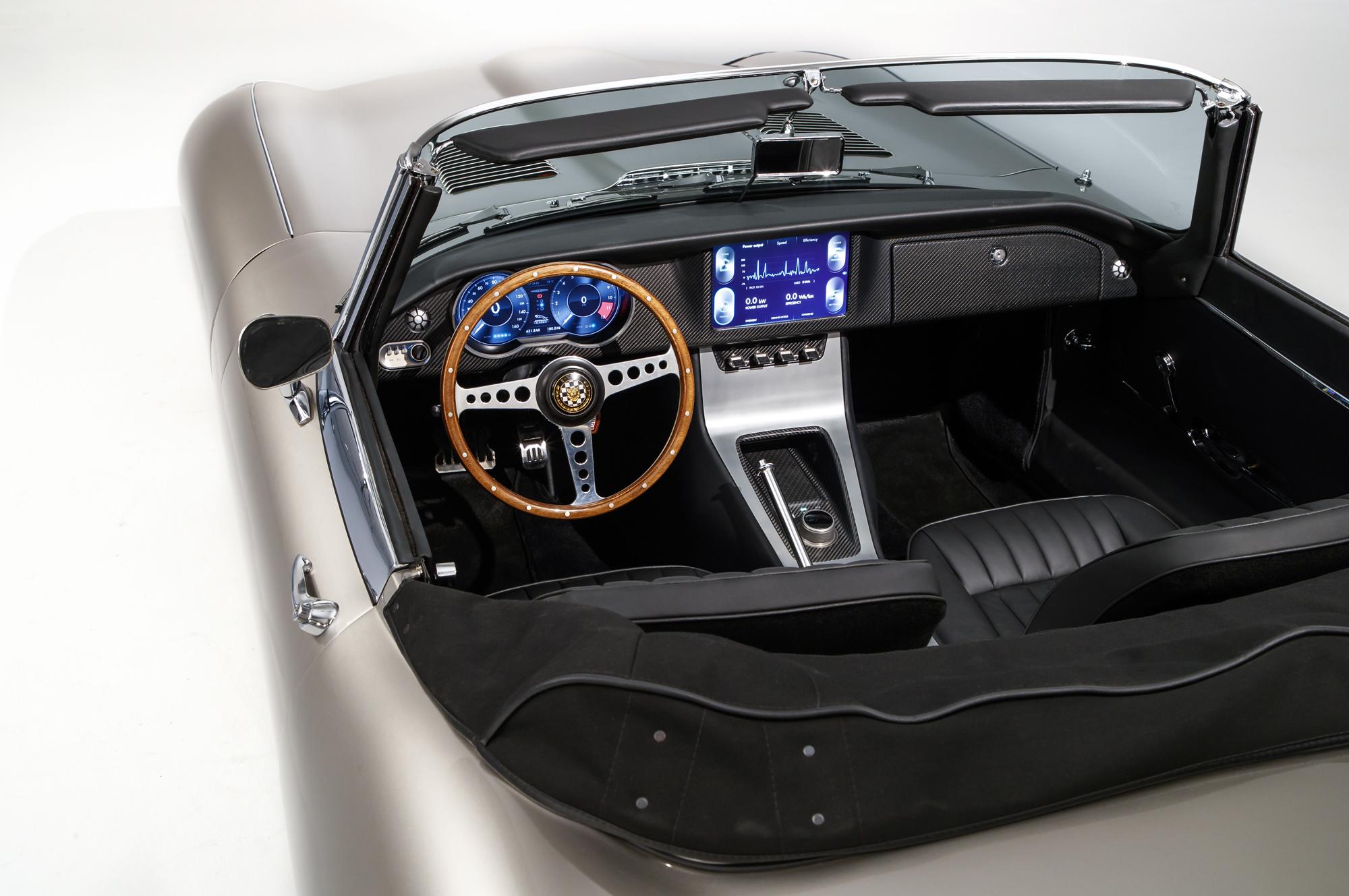 Самый красивый электромобиль вмире выпустят в 2020-ом