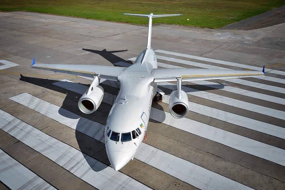 ГП Антонов поставит два Ан-158 украинской авиакомпании
