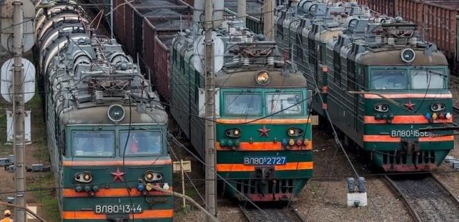 Укрзализныця подписала первый договор о допуске на железную дорогу частных локомотивов - Фото