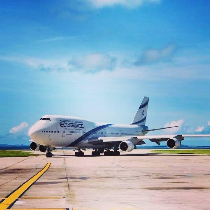 После перерыва в Украину вернулась израильская авиакомпания
