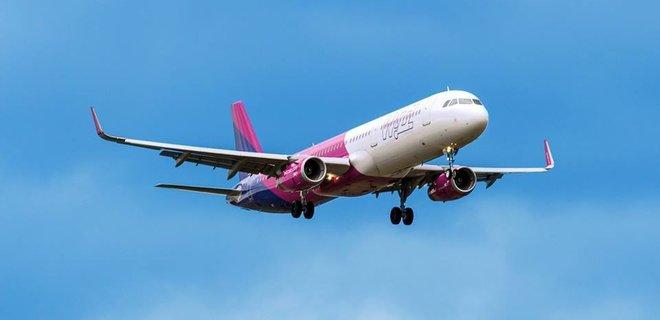 Wizz Air объявила о запуске рейсов из Украины в Австрию - Фото
