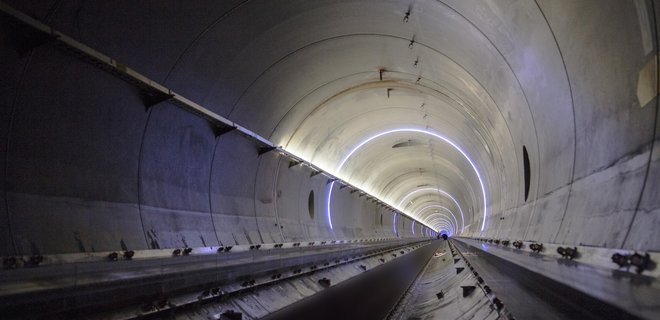 Академия наук Украины одобрила проект Hyperloop  - Фото