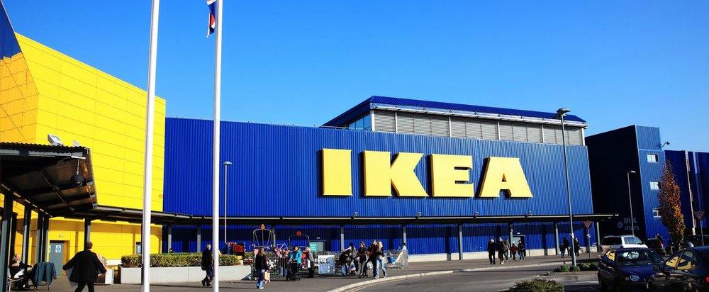 когда откроется Ikea в киеве в конце 2019 го 4 магазина площадью