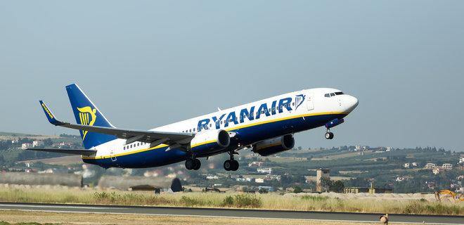 Ryanair начала отыгрывать упущенное: месячный трафик вырос почти на 60% - Фото