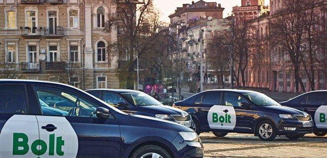 В компании Bolt оценили размер теневого рынка такси в Украине - Фото