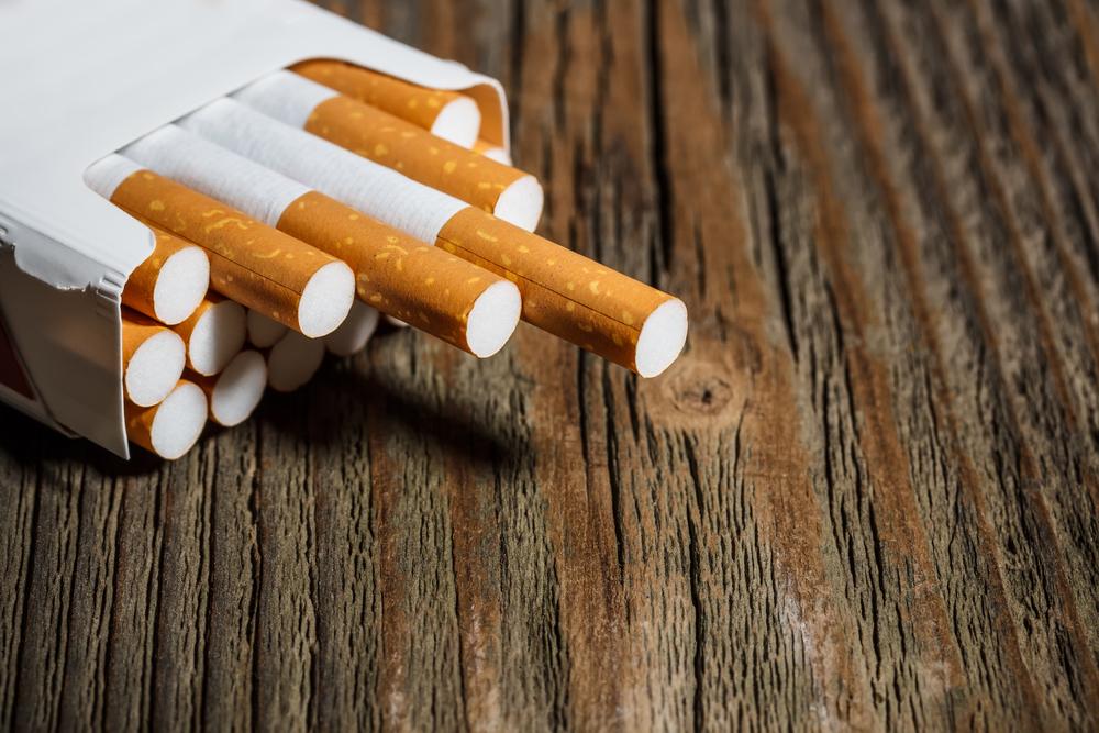 Табачные изделия наценка электронная сигарета corvus одноразовая купить