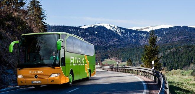 Автобусный лоукостер FlixBus нашел второго партнера в Украине - Фото