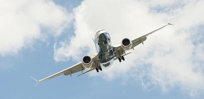 Boeing начала сертификационные испытательные полеты 737 MAX - Фото