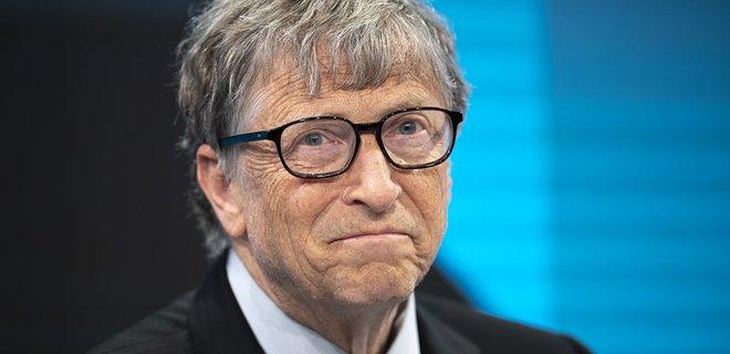 Билл Гейтс впервые упал на третье место в рейтинге миллиардеров - новости Украины, Технологии - LIGA.net