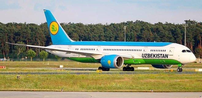 Узбекская авиакомпания возобновляет полеты в Киев  - Фото