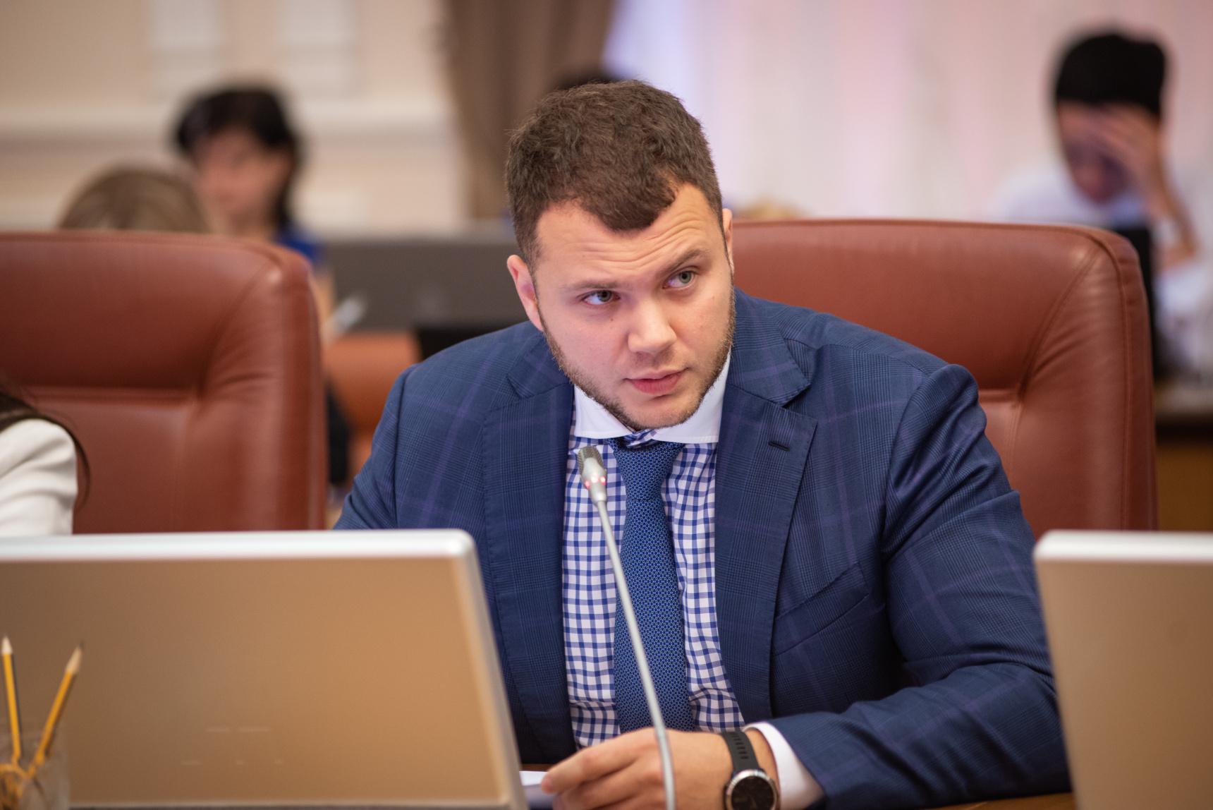 Криклий подтвердил, что его замами будут Абрамовича и Ющенко