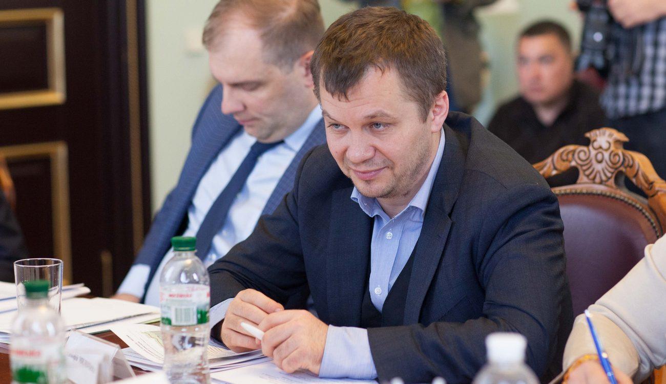 Милованов анонсировал приватизацию Укрспирта