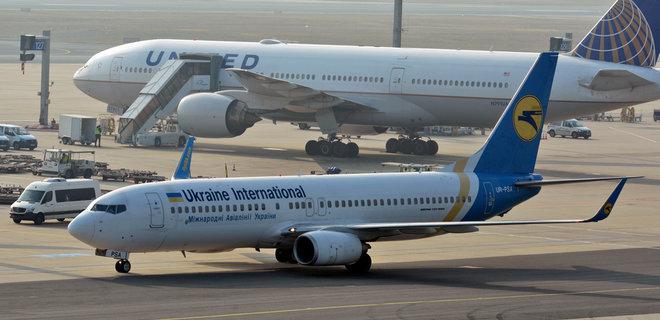 МАУ заявила, что прекратит летать через Беларусь после решения Кабмина - Фото
