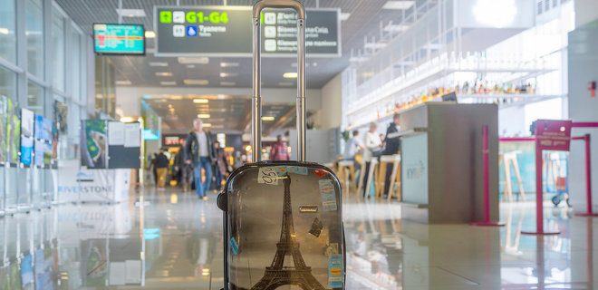"Аэропорт ""Киев"" открылся несмотря на карантин - Фото"