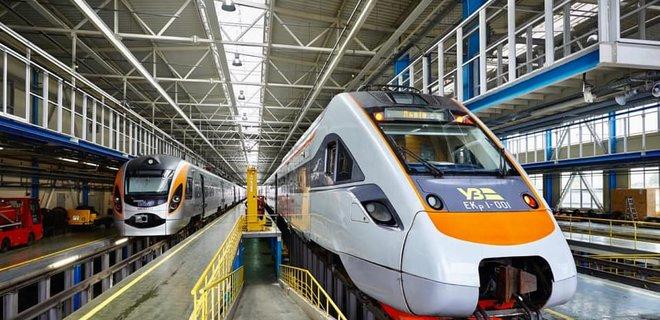 Укрзалізниця открыла продажу билетов на поезда западного направления - Фото