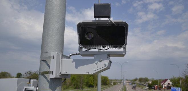 После запуска новых камер на дорогах нарушений стало на 40% меньше - Фото