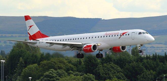 В Австрии запретили продавать билеты на самолет дешевле 40 евро.