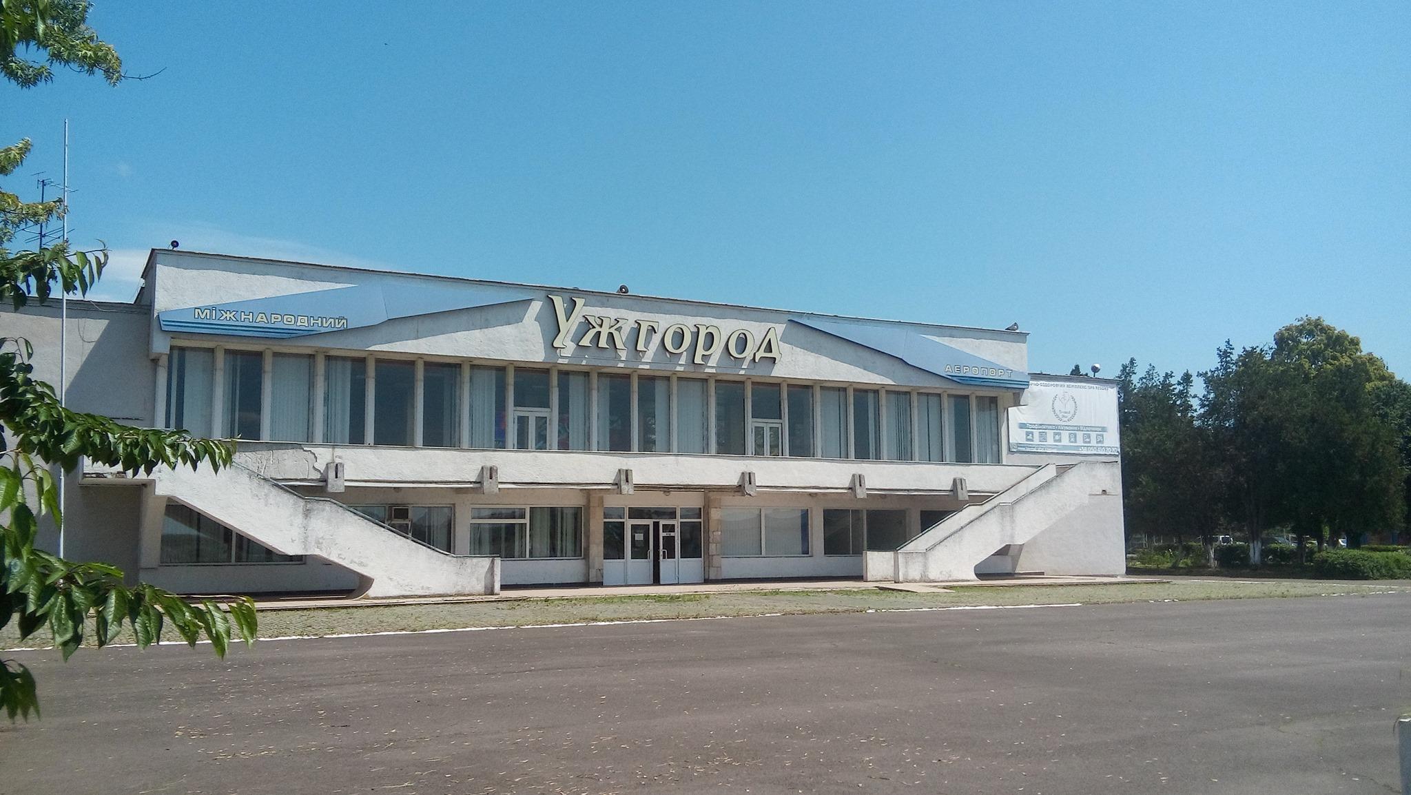 Аэропорт Ужгород заработает полноценно в сентябре - новости Украины,  Транспорт - LIGA.net