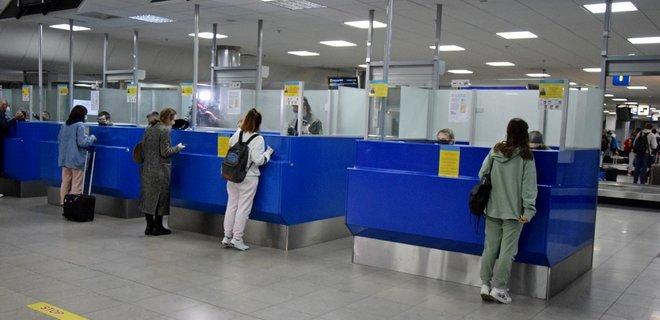 Украинские авиакомпании недосчитались более миллиона пассажиров с начала года - Фото