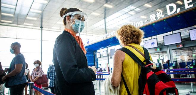 Авиакомпании меняют правила посадки из-за COVID-19. Они начнут действовать в декабре - Фото