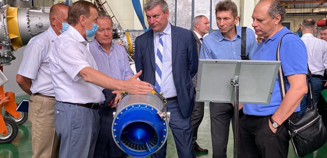 Укроборонпром представил проект первого оборонного холдинга - Фото