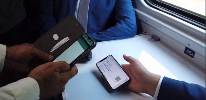 Единый Е-билет начнут продавать в сентябре. Тест от министра: видео - Фото