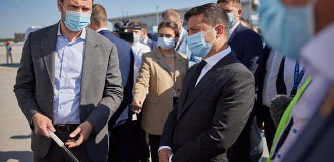 Криклий сообщил, когда аэропорт Одессы запустит новую полосу - Фото