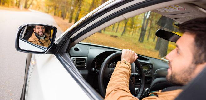 Включите свет. Водителей с 1 октября будут штрафовать за невключенный ближний - Фото