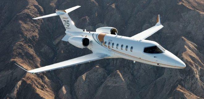 Частный самолет за $10 млн. Как выглядит изнутри новинка Learjet 75 Liberty: фото, видео - Фото