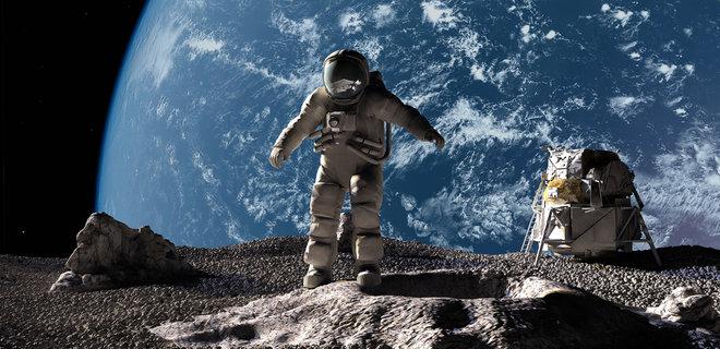 Летим на Луну? Украина присоединилась к программе NASA