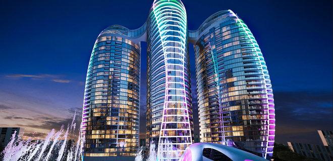 Украинский ЖК Taryan Towers признан лучшим высотным жилым комплексом в мире - Фото