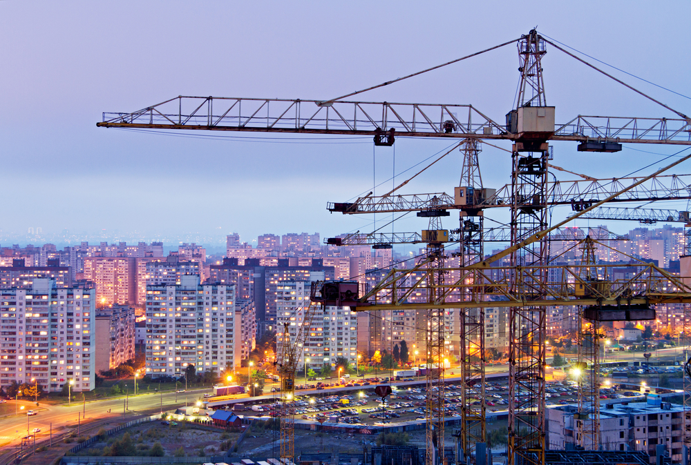 Новостроев в Киеве стало меньше – жилье дорожает. Вторичный рынок – тихая гавань. Разбор - Фото