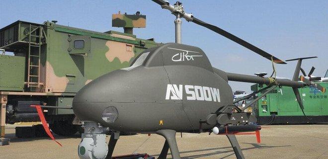 В Украине создали первый ударный беспилотный вертолет: фото - Фото