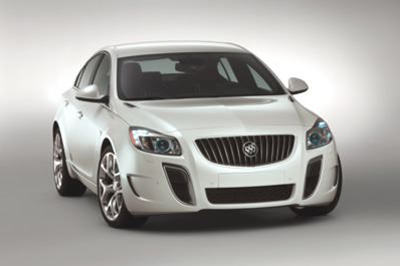 """Buick"" презентовал шоу-кар ""Regal GS"""