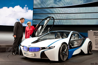 "BMW может запустить ""в серию"" ""Vision EfficientDynamics"""