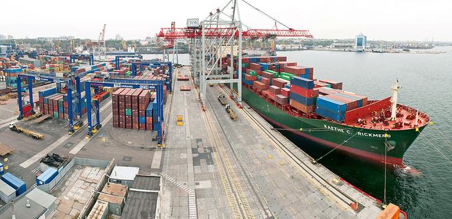 В Одесскому морпорту углубят дно за 19 млн грн - Фото