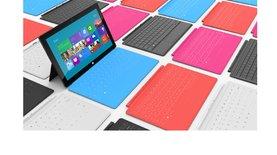 Microsoft показала планшеты собственного производства