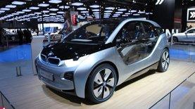 Автосалон в Москве: премьеры BMW