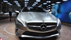 Автосалон в Москве: премьеры Mercedes-Benz